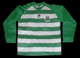 Sport Clube Lusitânia Match worn jersey Azores Terceira Angra do Heroismo