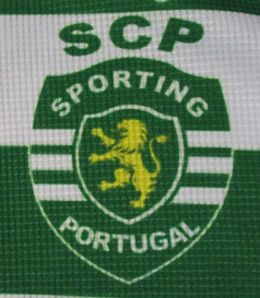 Sporting Lisbon cycling jersey, unknown details