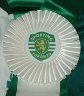equipamento do Sporting Clube Português de Toronto campeão regional
