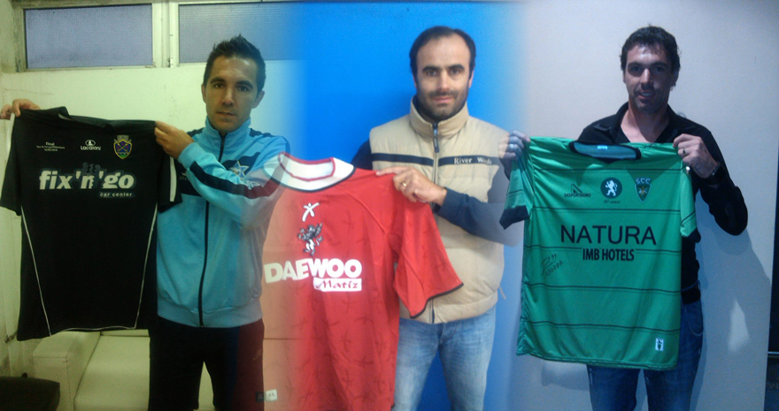 As primeiras camisolas Adidas do Sporting, sem patrocínio. 1992-08-22 1ª Jornada SPORTING - Tirsense