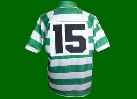 camisola usada por Paulinho Cascavel contra o Nápoles a 27 de Setembro de 1989 1990