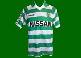 Worn by Paulinho Cascavel in the 1989/90 UEFA Cup game against Napoli 27 September 1989