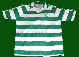 Camisola Hummel Sporting 1987 1990