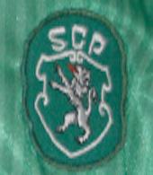 Sporting Lisbon match worn Stromp Fernando Mendes 1987 1988