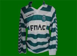 Equipamento de jogo Sporting 1987 1989