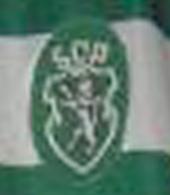 Match worn shirt by Eskilsson Sweden Sporting Portugal