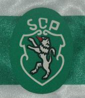 replica shirt Hummel Sporting 1987 1990 logo