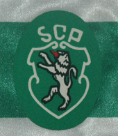 Camisola Hummel Sporting 1987 1990 sigla SCP