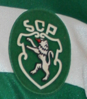 Match worn by Silas Sporting Lisbon shirt