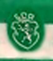 Sporting Lisbon Hummel top, replica 1989 99. Sponsor FNAC