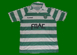 Sporting Lisbon Hummel jersey, replica from the shop