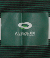 Juve Leo shirt, patch alusive to new Stadium Alvalade XXI