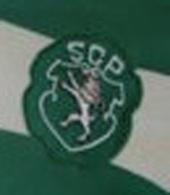Sporting Lisbon Portugal 1985 86 LCS MWS shirt