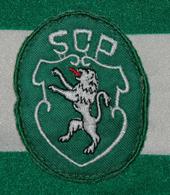 Sporting Portugal maillot porté Gabriel 1985/86