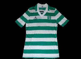 Sporting Portugal maillot porté Gabriel 1985 1986