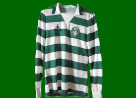 Replica Le Coq Sportif home jersey Sporting Lisbon