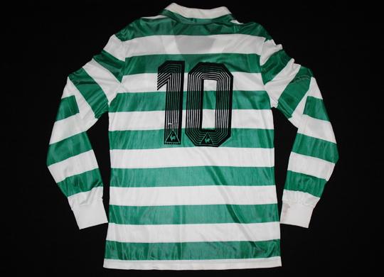 1985/86. Camisola de jogo do Jaime Pacheco contra o Atlético de Bilbao, Taça UEFA