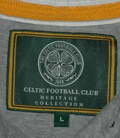 Polo do Celtic de Glasgow comemorativo dos Leões de Lisboa