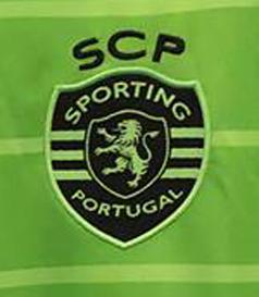 Camisola do Sporting do Bruno César