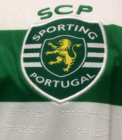 2017/18. Equipamento listado do Sporting