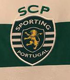 Camisola do Sporting do Seydou Doumbia
