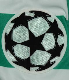 modelo Champions League, usado no banco contra o Chelsea