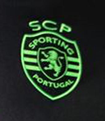 2016/17. Camisola de jogo do Sporting alternativa, do Gelson Martins