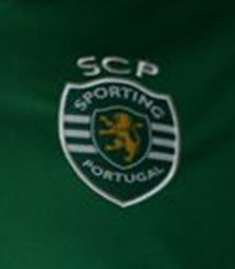2016/17. Camisola Stromp da Taça da Liga de jogo do Sporting, do João Pereira