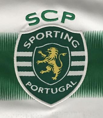 2020/21. Camisola nº 12 listada para adeptos, da Loja Verde do Sporting