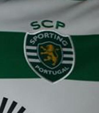 2016/17. Camisola de jogo do Sporting, do Podence