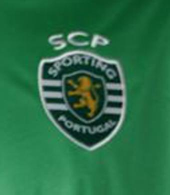 2015/16. Camisola de jogo do Sporting, do Rui Patrício
