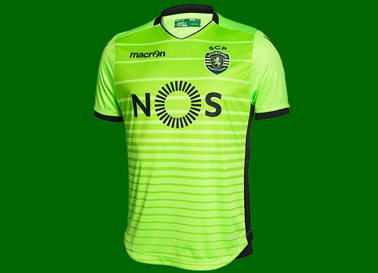 Camisola Champions do Sporting 2016/17