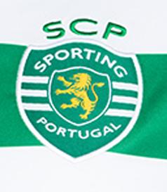 Camisola listada do Sporting 2016/17