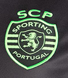 Camisola alternativa do Sporting 2016/17