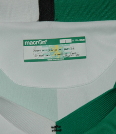 2014/15. Camisola Stromp personalizada William Carvalho