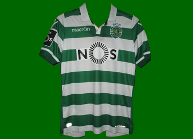 Camisola do Teo Gutierrez Sporting