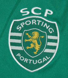 2014/15, camisola de treino do Sporting