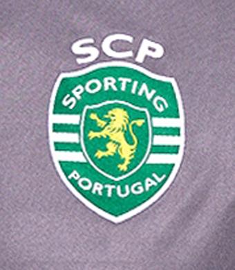 2020/21. Camisola do Sporting de guarda-redes principal