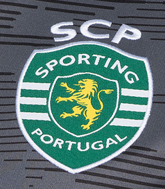 2019/20. Camisola do Sporting de guarda-redes principal