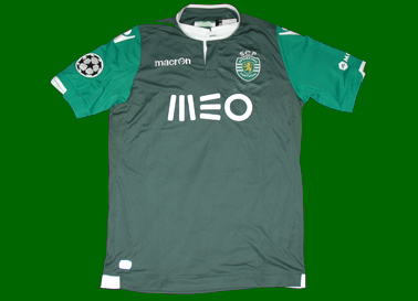Official replica Champions League Sporting Lisbon 2014/15