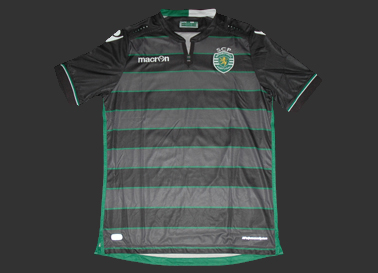 2015/16. Camisola alternativa adquirida na Loja Verde