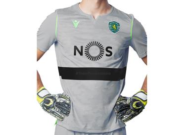 2019/20. Camisola de futebol do Renan Todos pela Amazónia