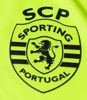 2021/22. Camisola alternativa do Sporting da Nike