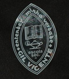 2013/14. ES Gil Vicente volleyball team shirt, school sports