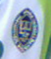 2012/2013. Matchworn basketball jersey, from a U12 team Gil Vicente highschool