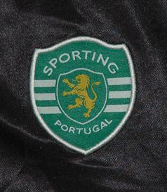 2007/08. Camisola usada por Adrien Silva
