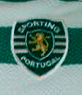 Camiseta stromp Sporting Taça de Portugal Angulo 2009