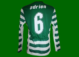 Camisola de jogo do Adrien Silva do jogo dos 7-1 em Munique. Um ahumilhação histórica