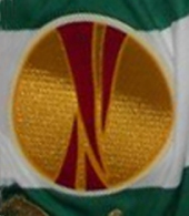 Sporting Lisbon matchworn top of Alberto Rodriguez</a> Europe League game