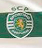 2012/2013. Sporting Lisbon match worn top, player Khalid Boulahrouz